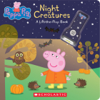 Night Creatures: Lift-the-Flap Book (Peppa Pig) Cover Image