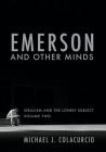 Emerson and Other Minds: Idealism and the Lonely Subject Cover Image