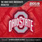 Ohio State Buckeyes 2019 12x12 Team Wall Calendar Cover Image