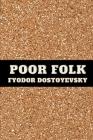 Poor Folk Cover Image
