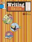 Writing Skills: Grade 1 (Flash Kids Harcourt Family Learning) Cover Image