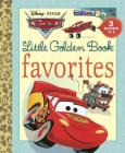 Cars Little Golden Book Favorites (Disney/Pixar Cars) Cover Image