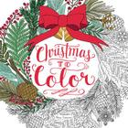 Christmas to Color Cover Image