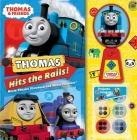 Thomas and Friends: Hit the Rails! Movie Theater Storybook & Movie Projector Cover Image