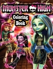 Monster High Coloring Book Cover Image