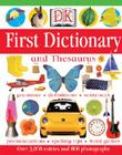 DK First Dictionary Cover Image