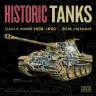Historic Tanks Wall Calendar 2018 Cover Image