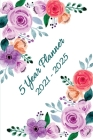 5 Year Planner: 2021 - 2025 Cover Image