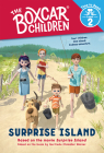 Surprise Island (The Boxcar Children: Time to Read, Level 2) Cover Image