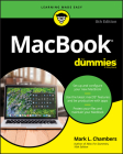 MacBook For Dummies, 8th Edition Cover Image