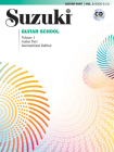Suzuki Guitar School, Vol 1: Guitar Part, Book & CD Cover Image