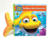 Splash and Bubbles: So Many Sea Creatures! (board book) Cover Image