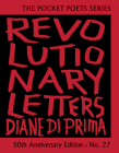 Revolutionary Letters: 50th Anniversary Edition: Pocket Poets Series No. 27 (City Lights Pocket Poets #27) Cover Image