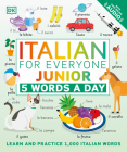 Italian for Everyone Junior: 5 Words a Day Cover Image