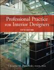 Professional Practice for Interior Designers Cover Image