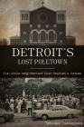 Detroit's Lost Poletown: The Little Neighborhood That Touched a Nation Cover Image
