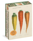 John Derian Paper Goods: Three Carrots 1,000-Piece Puzzle (Artisan Puzzle) Cover Image
