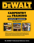 Dewalt Carpentry and Framing Complete Handbook Cover Image