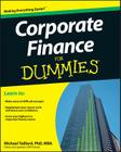 Corporate Finance For Dummies Cover Image