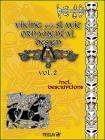 Viking and Slavic Ornamental Designs  Cover Image