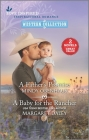A Father's Promise and a Baby for the Rancher Cover Image
