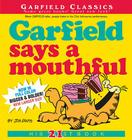 Garfield Says A Mouthful: His 21st Book Cover Image