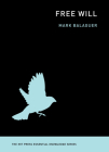 Free Will (MIT Press Essential Knowledge) Cover Image