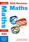 Collins New Key Stage 3 Revision — Maths (Advanced): All-In-One Revision And Practice Cover Image