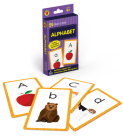 Alphabet Flash Cards (Brighter Child Flash Cards) Cover Image