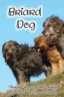 Briard Dog: Thinking Like A Dog And Building A System To Train Your Briard Dog: Clicker Training Your Dog In Simple Steps Cover Image