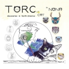 TORC the CAT discoveries in North America Coloring Book part 2 Cover Image