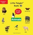 Animals: English Vocabulary Picture Book (with Audio by a Native Speaker!) Cover Image