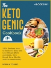 The Ketogenic Cookbook: 200+ Recipes Ideas to heal your body and Lose Weight (Keto cookbook, Keto Bread, Keto Chaffle and Keto smoothies) (Cooking #5) Cover Image