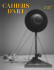 Cahiers d'Art Issue N°1, 2014: Hiroshi Sugimoto: 38th Year - 100th Issue Cover Image