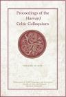 Proceedings of the Harvard Celtic Colloquium, 39: 2019 Cover Image
