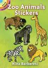 Zoo Animals Stickers (Dover Little Activity Books) Cover Image