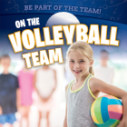 On the Volleyball Team Cover Image