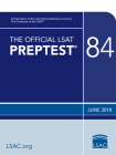 The Official LSAT Preptest 84: June 2018 LSAT Cover Image