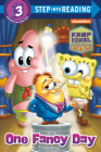 One Fancy Day (Kamp Koral: SpongeBob's Under Years) (Step into Reading) Cover Image