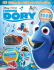 Ultimate Sticker Collection: Disney Pixar Finding Dory Cover Image