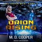 Orion Rising Lib/E Cover Image