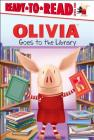 Olivia Goes to the Library Cover Image