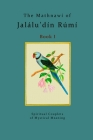 The Mathnawí of Jalálu'dín Rúmí - Book 1: The spiritual couplets of Jalálu'dín Rúmí - Book 1 Cover Image