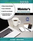 Zondervan 2020 Minister's Tax and Financial Guide: For 2019 Tax Returns Cover Image