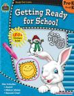 Ready-Set-Learn: Getting Ready for School Prek-K Cover Image
