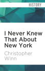 I Never Knew That about New York Cover Image