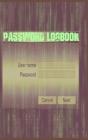 Password Logbook: Password Logbook. Password keeper. Password Internet notebook. Email Password Organizer. Password Keeper Book. Passcod Cover Image