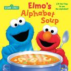 Elmo's Alphabet Soup Cover Image