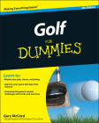 Golf for Dummies Cover Image