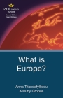 What Is Europe? (21st Century Europe) Cover Image